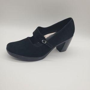 Dansko Tara Suede Mary Jane Shoes size 41